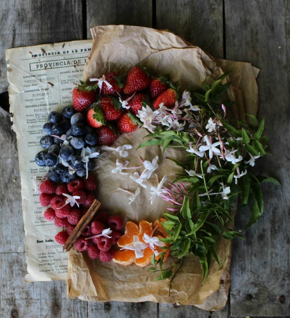 galettes de frutas