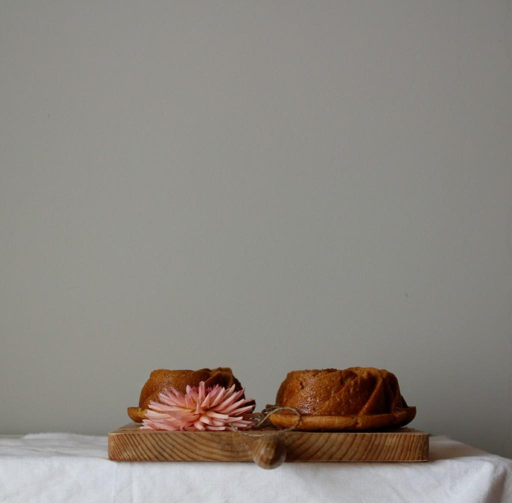 bizcocho de calabaza especiado